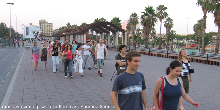 Impressions Barcelona 2006